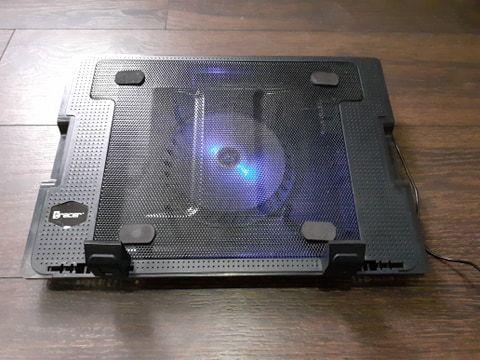 Podstawka pod laptopa chłodząca