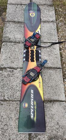 Sprzedam narty snowboard