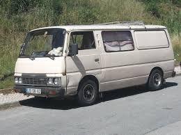 Caixa de velocidades Nissan Urvan