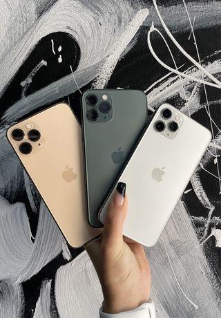 iPhone 11 Pro 64 Gb 256, 512 РОЗСТРОЧКА під 0%, Обмін Оригінал Айфон