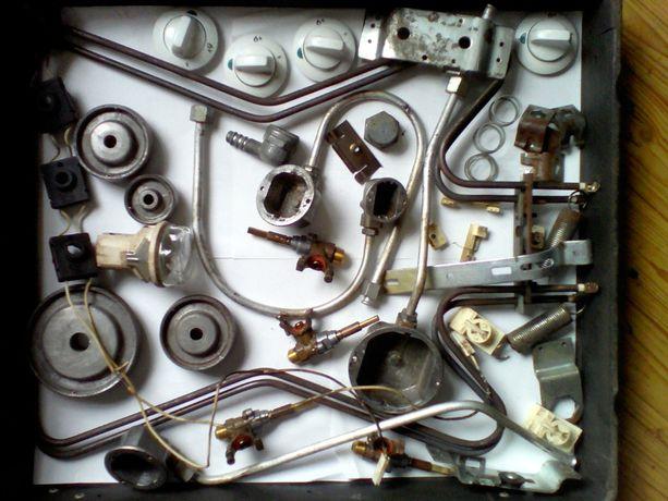 Kuchenka Amica SEG (gazowa z elektrycznym piekarnikiem) - części