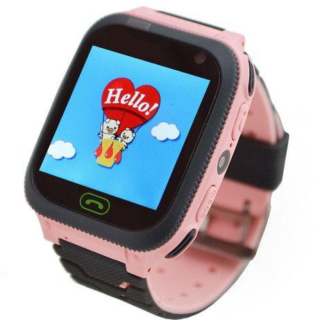 Детские Smart часы F3. GPS. Родительский Контроль.