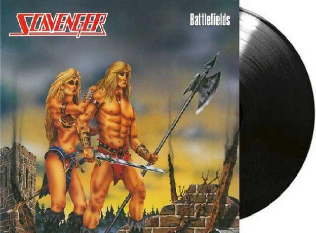 Scavenger - Battlefields LP