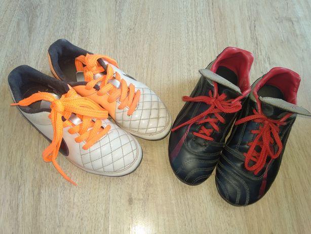 Korki Nike/Venture 32 (2 pary)