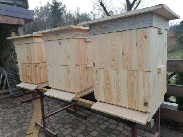 Ul, ule wielkopolskie, nowe, pszczoły