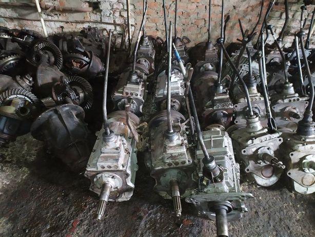 Коробка передач редуктор КПП Газ 53 3307 66 3309 Паз Зил 130 131 Камаз