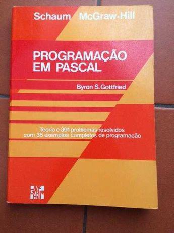 Programação em Pascal - Teoria e 391 problemas resolvidos (+ oferta)