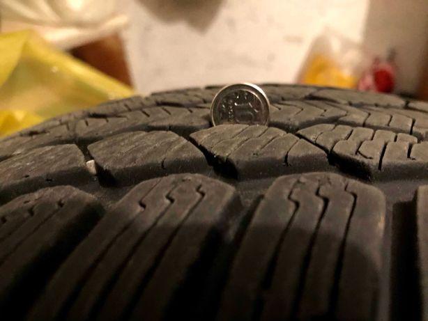 Felgi stalowe z oponami zimowymi (szt.4) Toyota Yaris (185/60 R15)