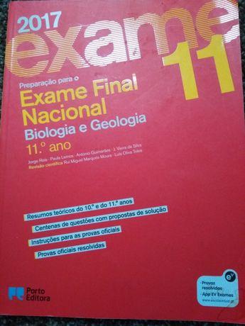 Exame final nacional de biologia e geologia 11