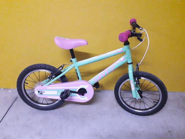 Bicicleta menina 16''