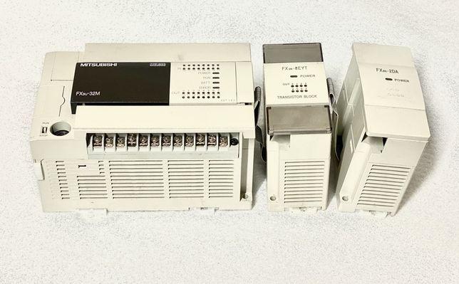 Sterownik PLC Mitsubishi FX