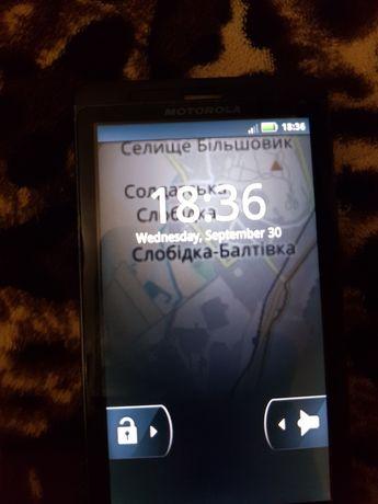 Продам моторолла  рабочий городской телефон