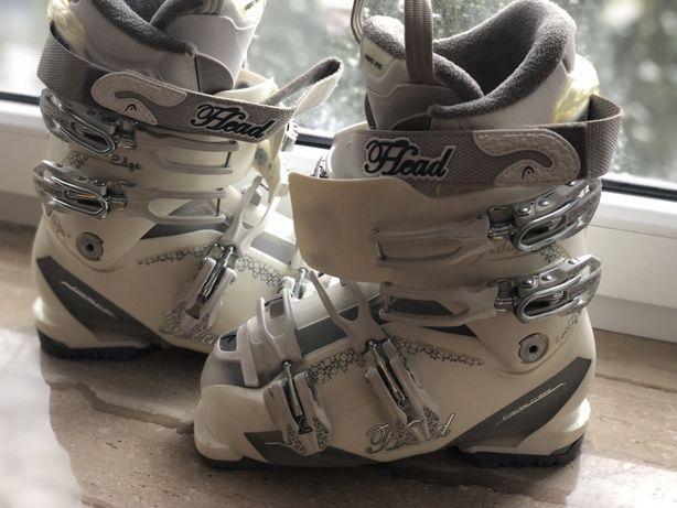 HEAD Adapt Edge 27,7 mm buty narciarskie z futrem jak nowe