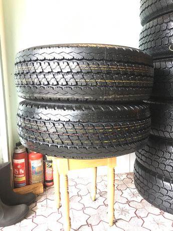 235/65/R16C 115/113R Bridgestone Duravis R630 шины резина покрышки 2шт
