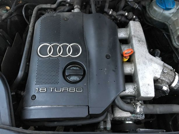 Silnik 1.8T APU 150KM! Słupek kompletny! Audi A6 A4 Passat