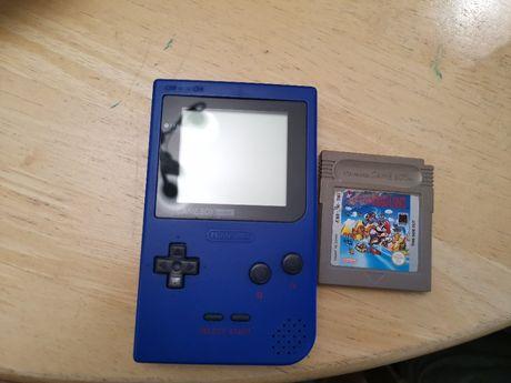 GBP Game Boy Pocket + Mario