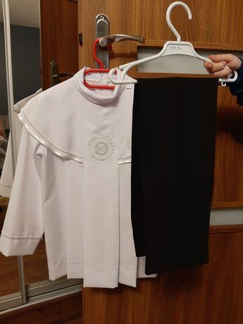 Alba komunijna + spodnie