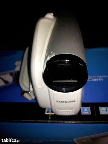 Samsung VP-DX100H oraz płyty miniDVD