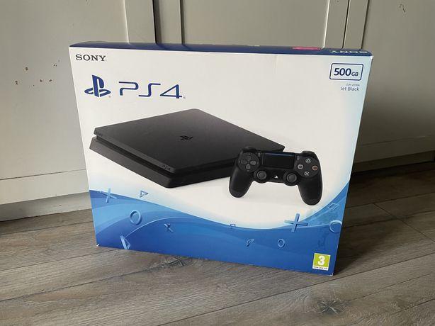 PS4   Konsola PlayStation 4 Slim 500GB   Soft 7.55   CFW   Zamiana