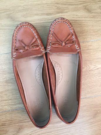 Mokasyny czółenka baleriny 37 buty pantofle