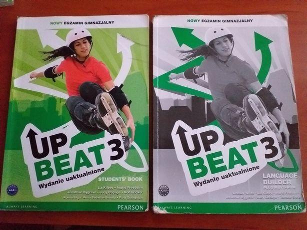 UP BEAT 3: podręcznik i ćwiczenia: Students' book i Language builder