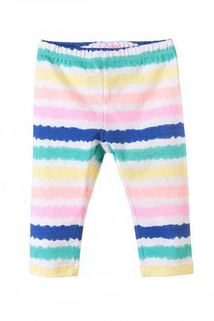 Reserved legginsy 3/4 krótkie RÓŻNE r 122 128 szorty H&M spodenki