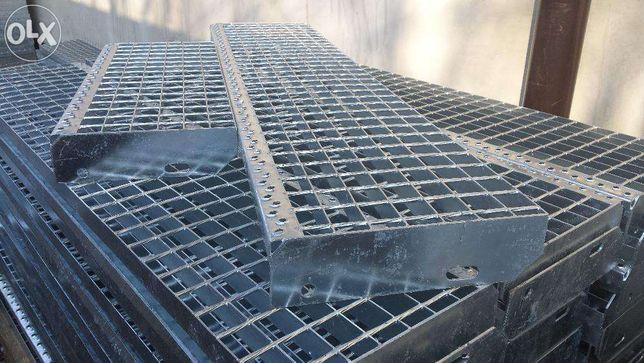 Stopnie wema, 800x270/oczko34x38 tzn schodowe ,metalowe, trepy ,