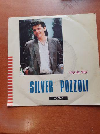 SILVER POZZOLI - disco vinil single