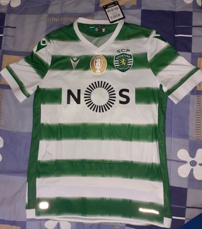 Camisola sporting oficial