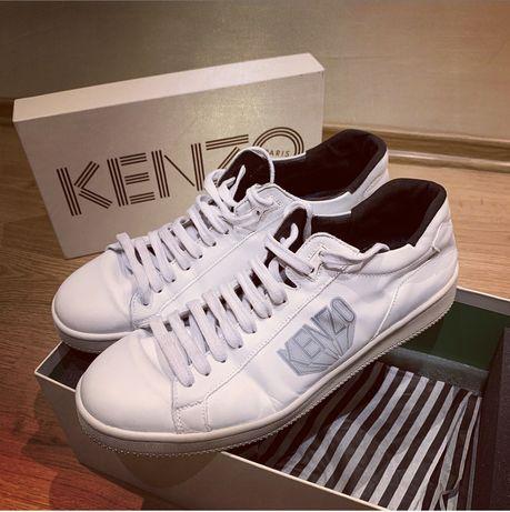Kenzo sneakers oryginalne 43 jak nowe z moliera