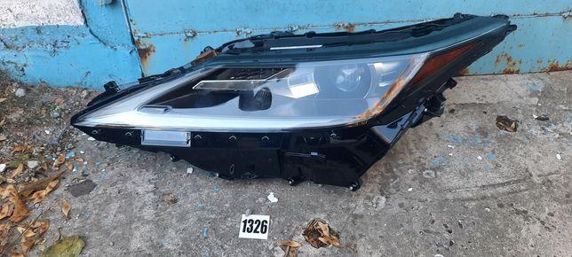 Фара левая Лексус РХ Lexus RX 811500Е570 811500E570 (номер 7) 1326