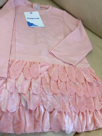 Новое платье Майорал