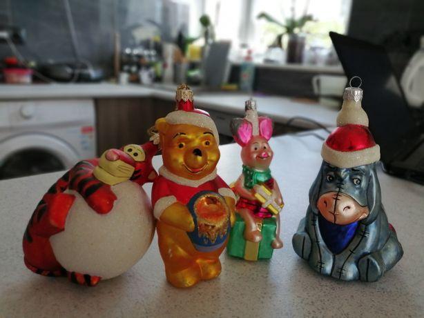 oryginalne bombki świąteczne: Disney Kubuś Puchatek i przyjaciele