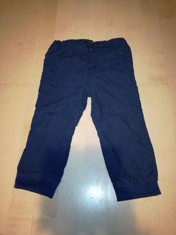 Spodnie bawełniane 92cm