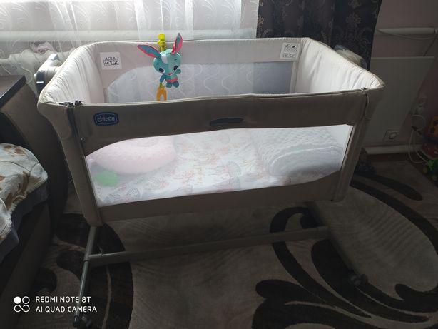 Ліжечко дитяче  Chicco Next2Me Magic
