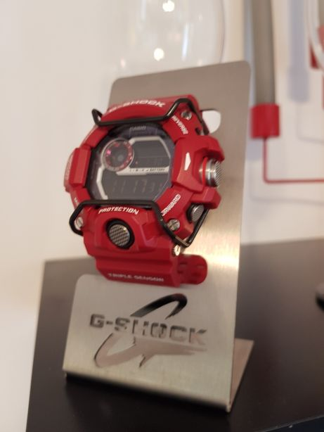Bullbar do G-Shock'a GW9400 RANGAMAN
