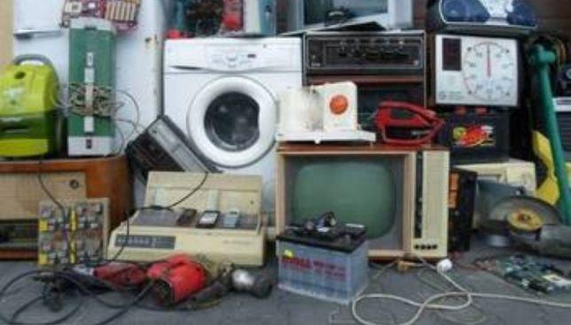 Odbiór starego sprzętu RTF/AGD