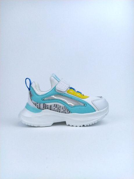 Buty sportowe dziecięce na wiosnę