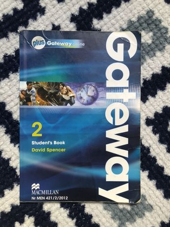 Gateway 2 Student's Book - David Spencer