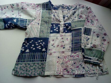 3 Camisas/tunicas Lanidor, Vertbaudet 9-18m desde 2,50€!