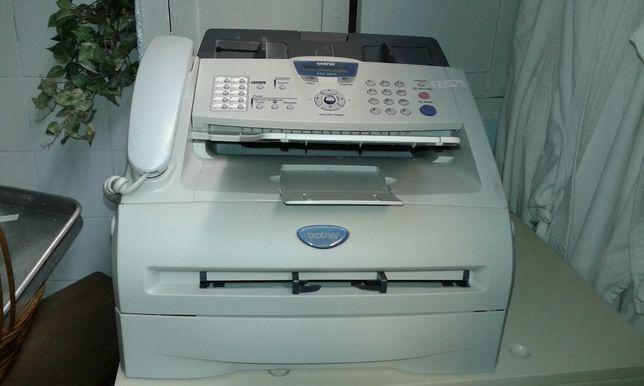 Brother Fax com telefone