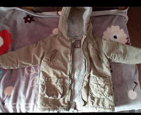 Зимова куртка TEX