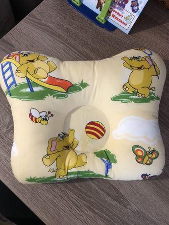Продам детскую ортопедическую подушку - Бабочку