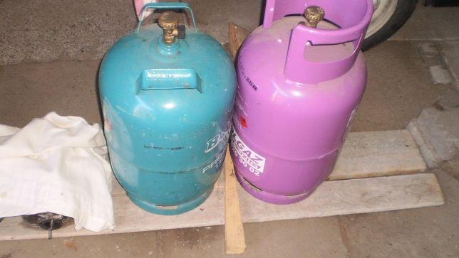 Sprzedam butle gazowe