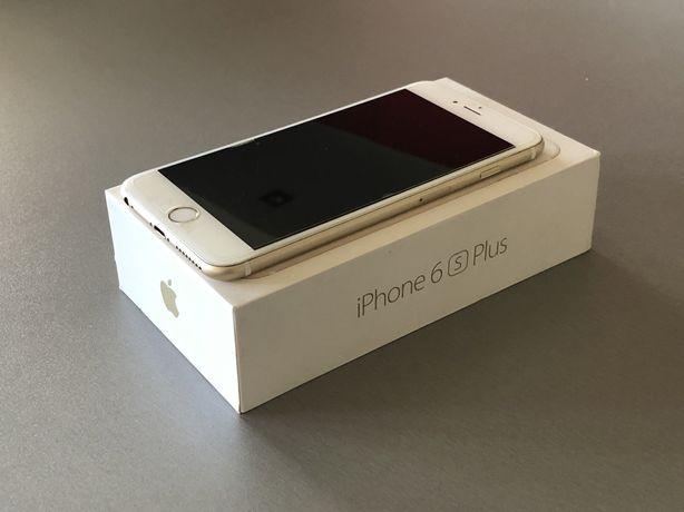 iPhone 6s Plus 64GB Gold PL BDB + etui Silikonowe Apple