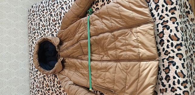 """Куртка. Куртка для беременных 2 в 1""""My secret"""". Зима"""
