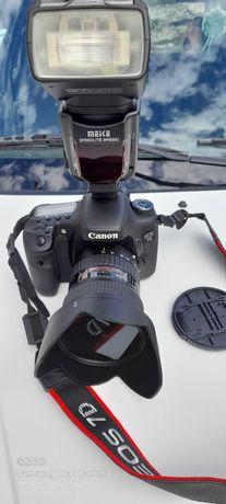 Canon 7d ,10m desparos,objektiva tokina 12-24f4 2versao, meike930 2,