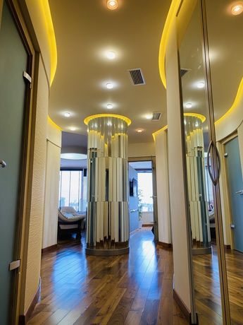 LUXURY апартаменты в МОСТ-СИТИ на 15 этаже! 2 часа-500грн!