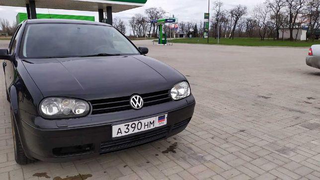 Продам Golf4 V5 2.3 1999г