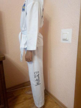 Кімано Taekwon-do (ITF)